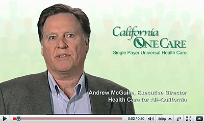 Andrew McGuire Executive Director of California OneCare